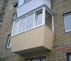остекление балконов в Вологде