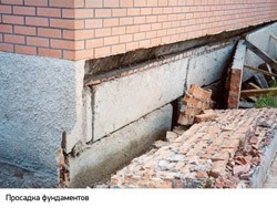 Восстановление фундамента г.Вологда