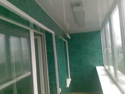 козырьки на балкон в Вологде